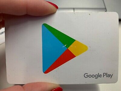 Google Play gift card $500 value