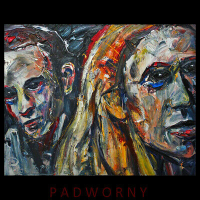 Original Oil Painting Large Impressionist Art Realism Portraits Abstract Pop Nyc