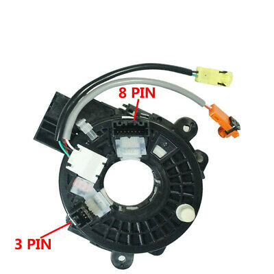 Clock Spring AirBag Spiral Cable Fits for Nissan Versa Sentra Note 25554-3SG0A