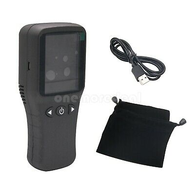 6 in1 Air quality Formaldehyde Detector PM2.5 PM10 HCHO Tester Gas Analyzer Tool