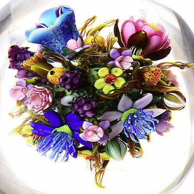 The Ultimate Ken Rosenfeld Bouquet, A Full 360 Degree Spherical Bouquet