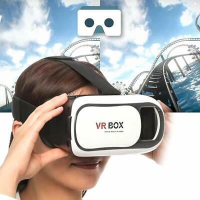Virtual Reality BOX 2.0 Glasses,3D VR Headsets Games and Hd Movies Experience AU