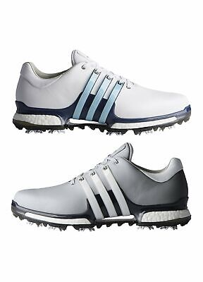 Adidas Tour360 Boost 2.0 Waterproof Golf Shoes