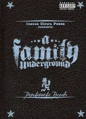 Insane Clown Posse: A Family Underground (DVD Used Very Good) Explicit Version
