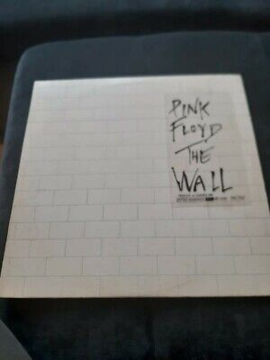Disque Vinyle 33 Tours Pink Floyd The Wall