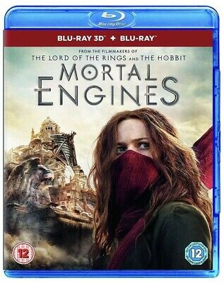 Mortal Engines 3D & 2D Blu-ray