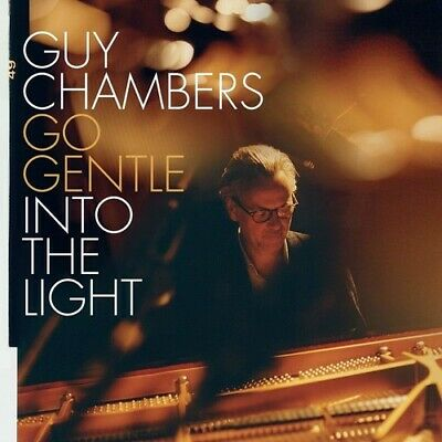 Go Gentle Into The Light - Guy Chambers (2019, CD NUOVO)