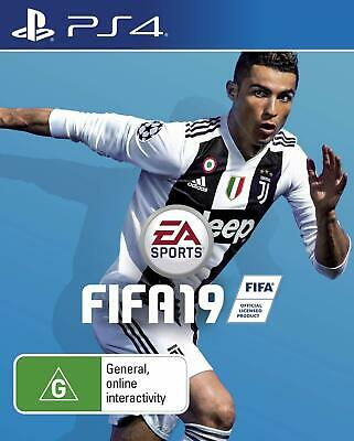 FIFA 19 PS4 - Free Delivery - Brand New Sealed - Cheap