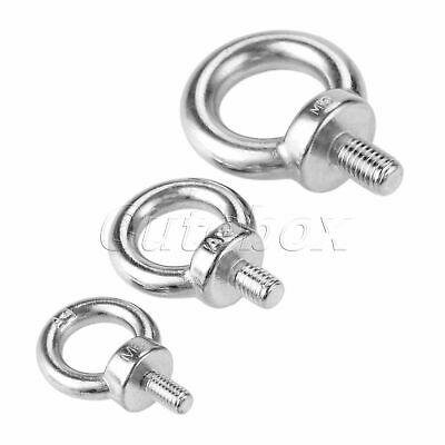 Stainless Steel Shoulder Lifting Eye Bolt Use for engineering lifting machinery