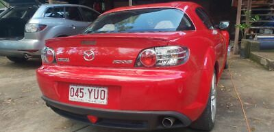 Mazda RX8, red, 6 speed manual, excellent condition inside and out