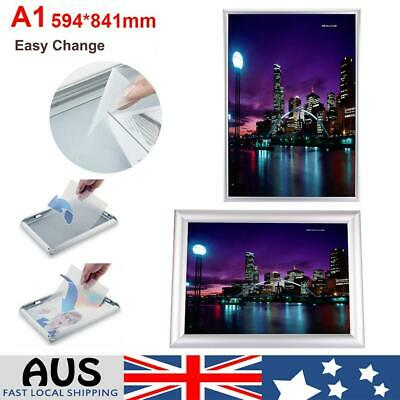 A1 Photo Clip Frames Photo Poster Protective Memorabilia Picture Snap Frame