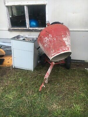 used cement mixer for sale