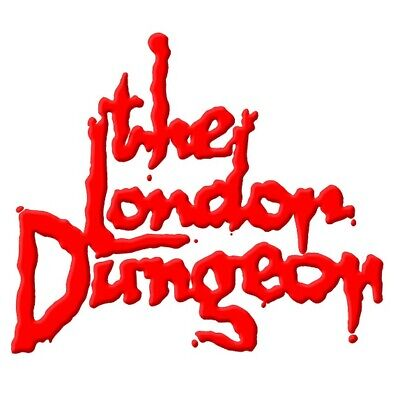 2 X  London Dungeon Tickets - Booking Form & 10 Tokens Pick Up Your Own Date