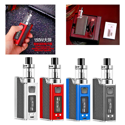 New Polar Night 150w Liquid Electronic Cigarette Led Vaporizer 2ml 1500Mah 150w