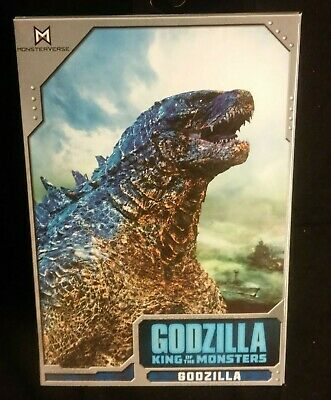 "GODZILLA - KING OF MONSTERS - 12"" Head to Tail Action Figure / 65th Anniversary"
