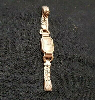 Vintage Wrist Watch Peerless Pat 1966