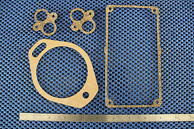 Fairbanks Morse RV4 Magneto Gaskets 4pc Lead-out tower, flange and cover