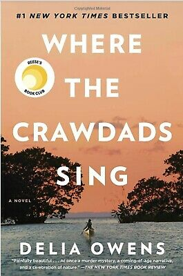 Where the Crawdads Sing by Delia Owens 2018 (eBook_PDF) fast delivery