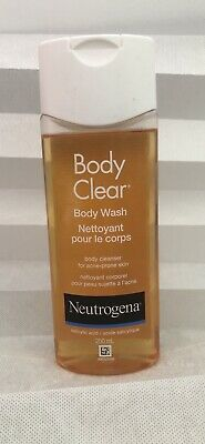 Neutrogena Body Clear Body Wash for Clean Clear Skin 250ml