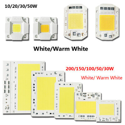 10/20/30/50/100/150/200W AC220V Smart IC Driver for Floodlight COB Chip LED Lamp