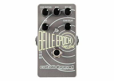Catalinbread Belle Epoch Tape Echo Delay DEMO