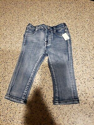 7 for all mankind NWT SZ 12 month boys Jeans