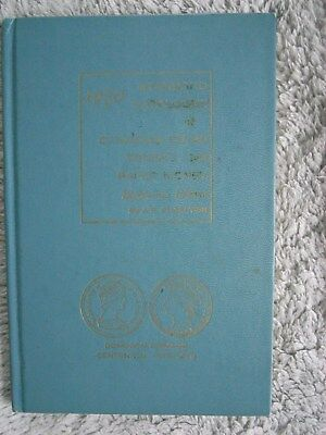 1970 Standard Catalogue of Canadian Coins Tokens and Paper Money 18th Ed. hobby