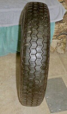 Michelin ZX Radial Tire 135SR X 15 Used, For Citroen 2CV