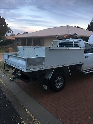 Service Body - Ford Ranger - IDEAL FOR TRADIE