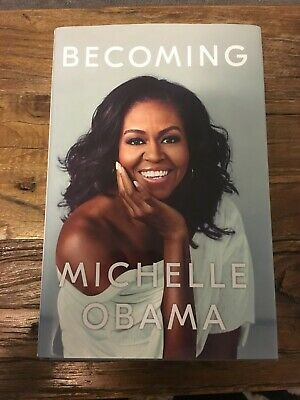 Becoming Michelle Obama Hardcover - Brand New