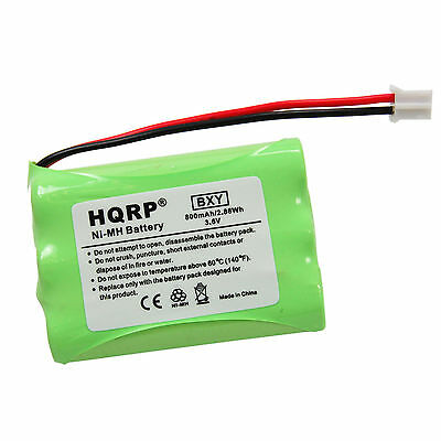 Battery for Motorola MBP Scout Series Digital Baby Monitor Parent Unit, CB94-01A