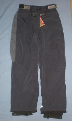 Nwt Womens Bonfire Gold Series Snow Board Ski Pants Blue Not Insulated Medium M