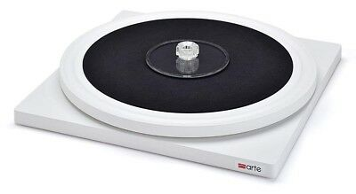 NEW arte Record Cleaner Cleaning Turntable RC-T Japan Import