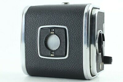【EXC+5】 Hasselblad A-12 II Film Back Magazine Holder 6x6 120 From JAPAN #778