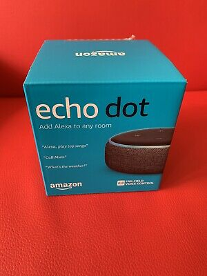 Amazone Echo Dot Box Only