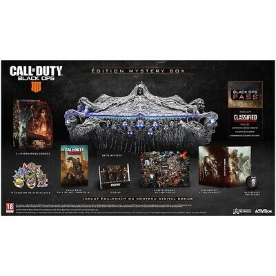 Call of duty black ops 4 - Mystery box (PS4)