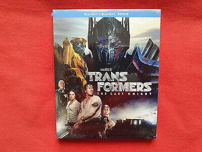 Transformers The Last Knight bonus Blu-ray - Blu-ray bonus