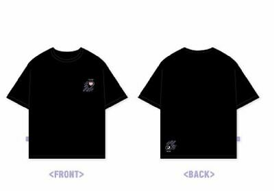 Wjsn 2Nd Fanmeeting Wj Station Official Goods T-Shirts T-Shirt Sealed