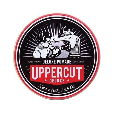 Uppercut Deluxe POMADE, MATTE, EASY HOLD, MONSTER HOLD, MATT CLAY, FEATHERWEIGHT