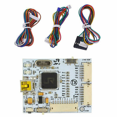 Xecuter Jr J-R Programmer V2 Nand SPI Board with 3 Cables For Xbox 360 Console