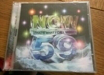 Various Artists : Now That's What I Call Music! 59 CD (2004) 2 DISC 43 HITS