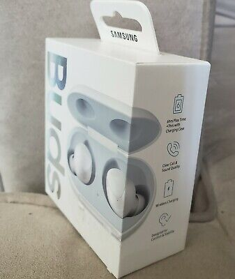 BRAND NEW SEALED-Samsung Galaxy Buds Wireless In-Ear Headset - White 2019