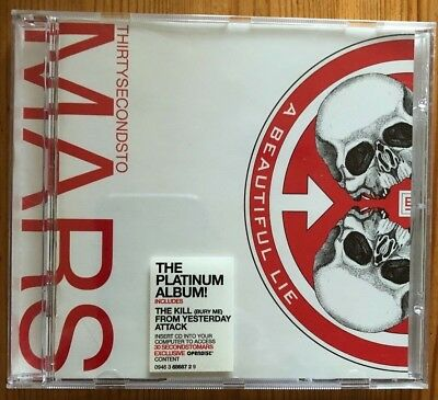 CD - Thirty Seconds to Mars - A Beautiful Lie in Top Zustand