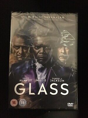 Glass Dvd ( Brand New And Sealed)