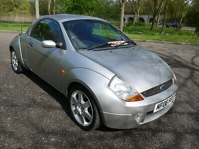 2006 Ford Streetka 1.6 Winter Roadster Convertible 55K Low Miles Nice Example
