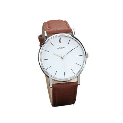 Fashion Womens Retro Casual Dress Leather Band Analog Alloy Quartz Wrist Watch