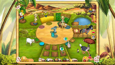 Farm Mania: Hot Vacation -Casual Family Friendly Strategy Game - Steam Key Only