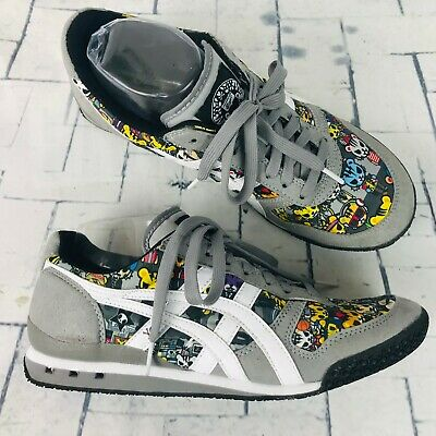 info for dd455 18af8 ASICS TIGER ONITSUKA TOKIDOKI Ultimate 81 Gray Sneakers ~ Wmns 9 ~ NWOB