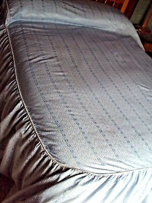 Vintage 1940's / 50's Luxury Bespoke King Size Bed Cover