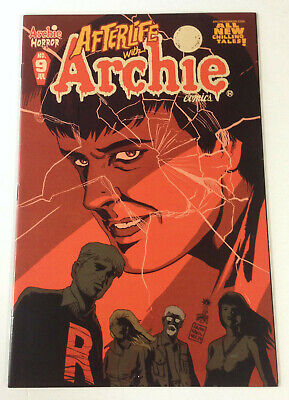 Afterlife With Archie #9 - Archie Comics - Nm
